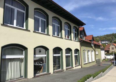 Loft mit Oldtimer Garage im Luftkurort Oerlinghausen ! Ideal auch als Gewerbehalle für nicht störendes Gewerbe !
