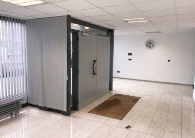 Eingangs und Wartebereich