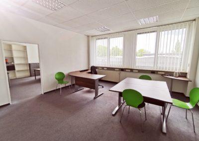 Zwei moderne Büroräume im Bielefelder Norden