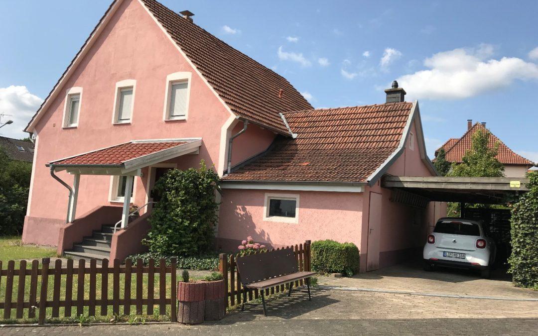 Charmantes Haus für die Großfamilie in Oerlinghausen-Helpup !