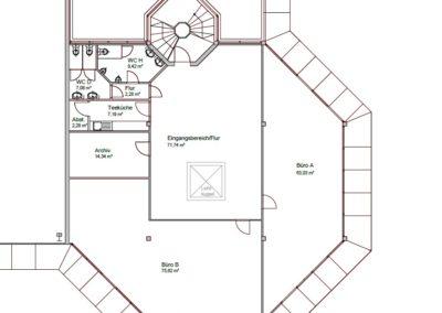Grundriss Potsdamer Str. 215