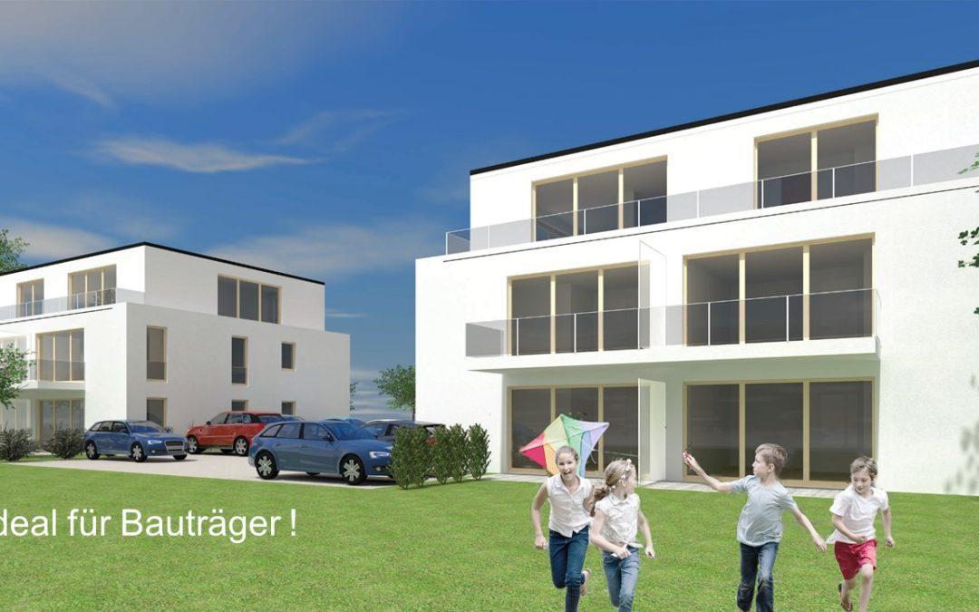 Grundstück mit Planung u. Baugenehmigung für 5 WE Nähe Kurpark Bad Oeynhausen!