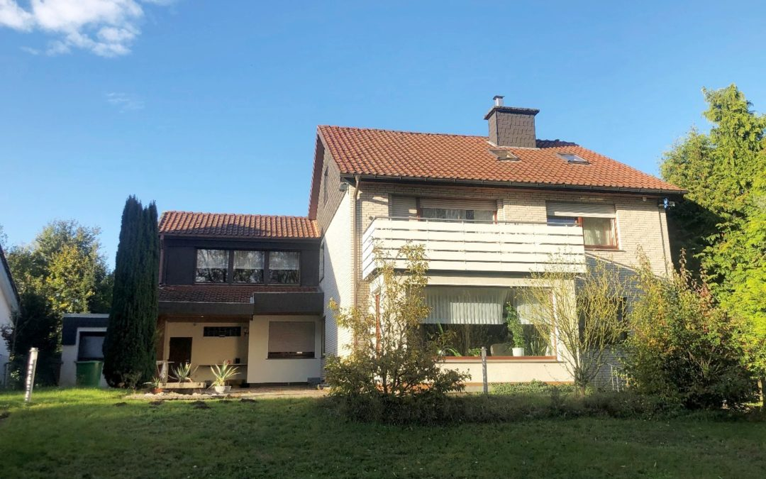 EFH mit 2 Appartements direkt am Johannisbach in BI-Milse !