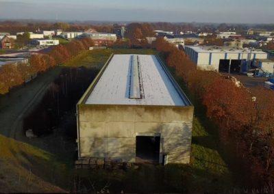 Produktionshalle mit Kranbahn und Erweiterungspotential