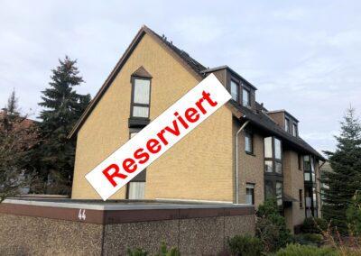 Gemütliche DG Wohnung mit Loggia in BI-Brackwede!
